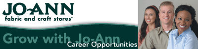 jo ann fabric and craft stores employment opportunities