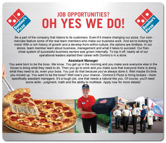 marketing pizza industry