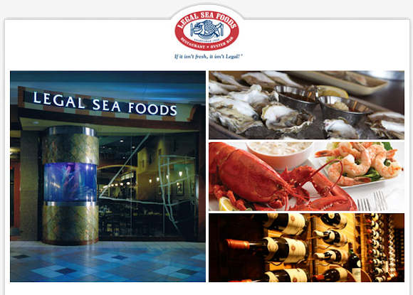 Legal Sea Foods, Inc. jobs