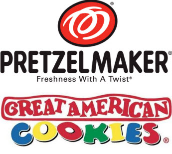 Great American Cookie Co / Pretzelmaker Jobs