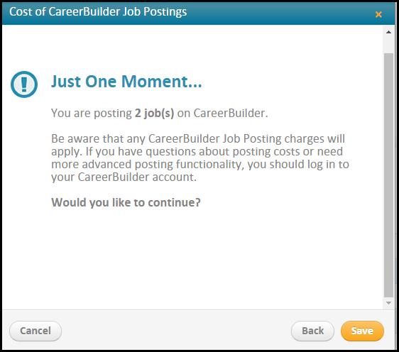 How do I set up Job Board Integration with CareerBuilder?